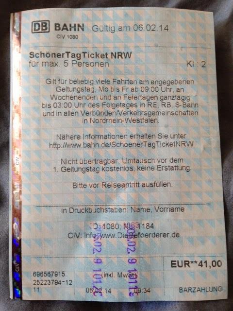 Como viajar de trem na Alemanha