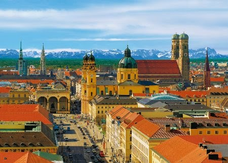 cidades para visitar na Alemanha