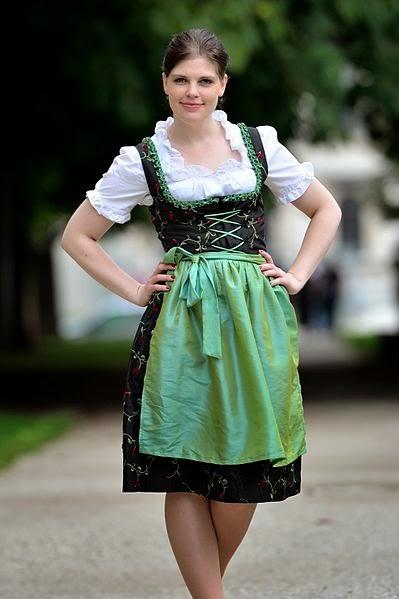 Roupa Tradicional Alemã