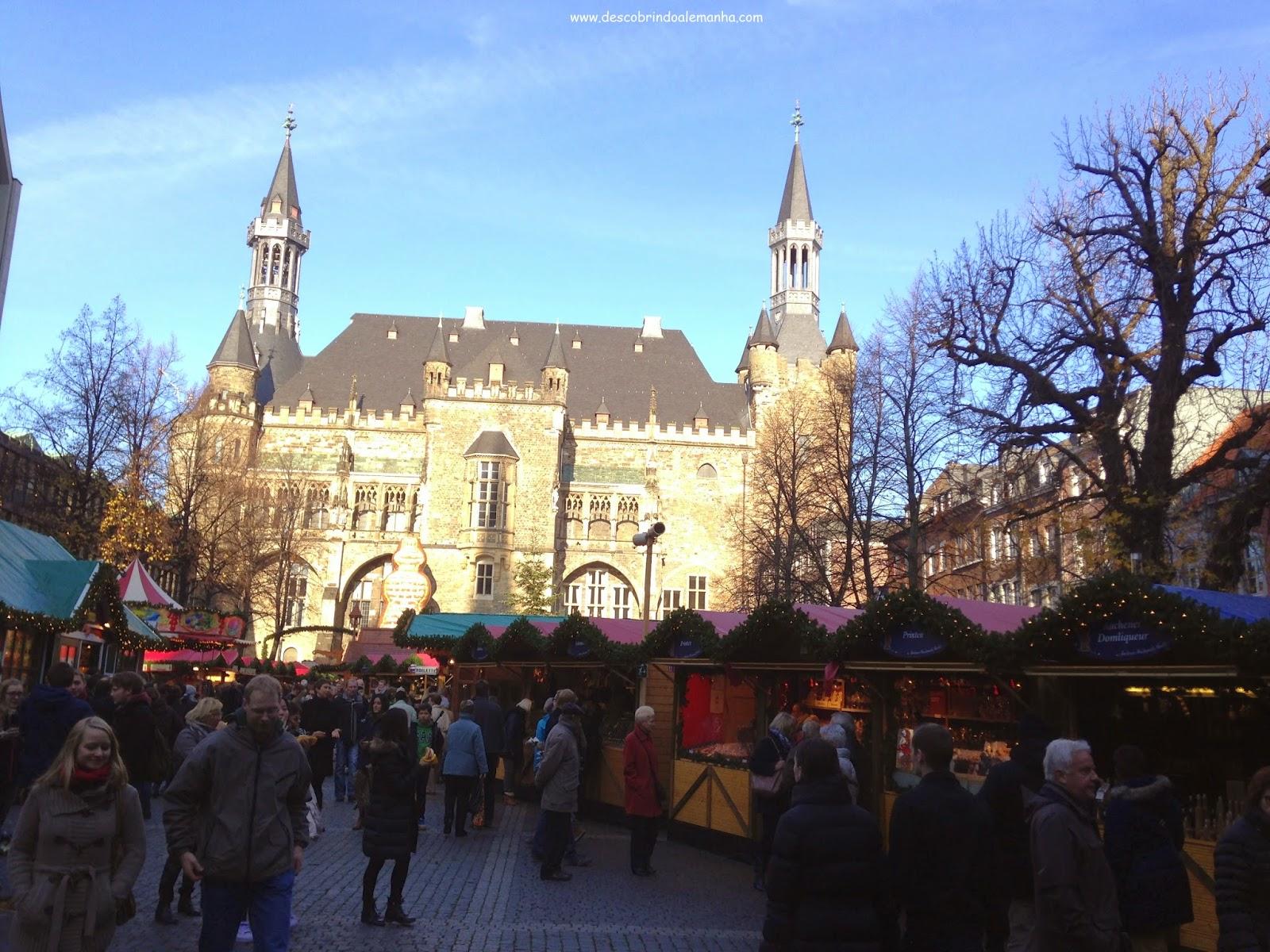 5 Motivos para conhecer Aachen