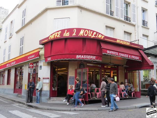 Roteiro por Montmartre
