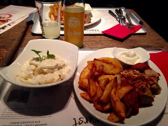 Onde comer comida alemã