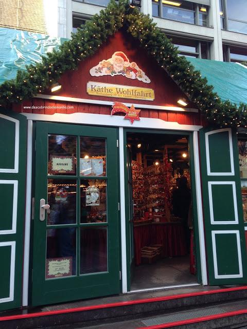 Feira de Natal em Aachen