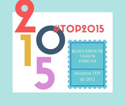 Top Destinos 2015