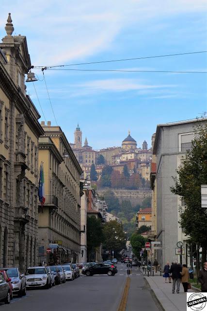 O que fazer em Bergamo
