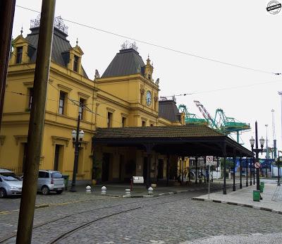 Centro Histórico de Santos