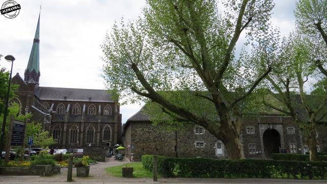 Abadia Val-Dieu Bélgica