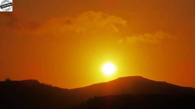 Pôr do Sol em Malta