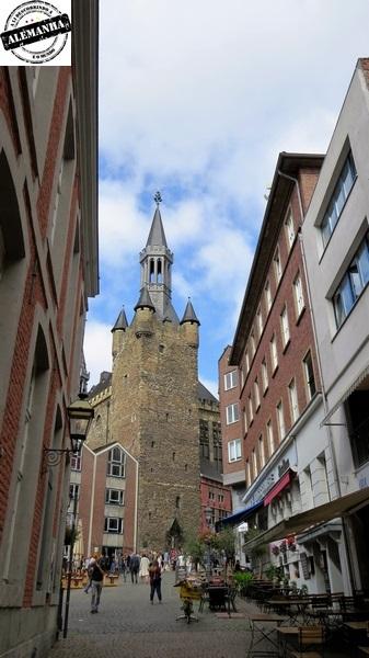 Conhecendo Aachen