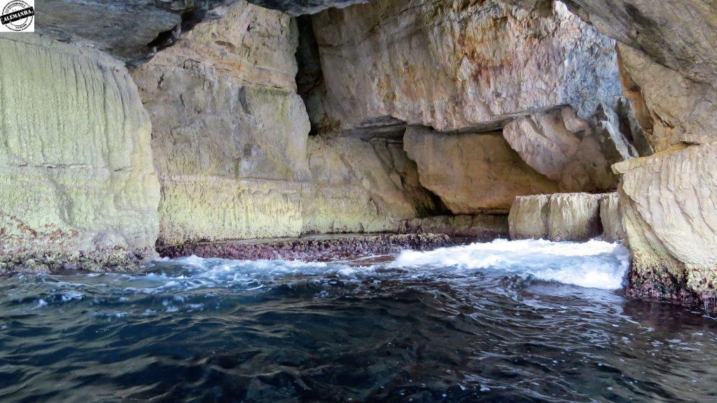 Honey Moon Cave Malta