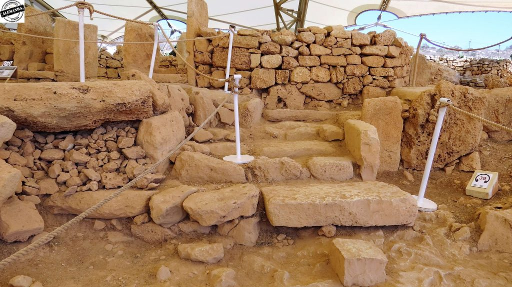 Templo Megalítico de Malta