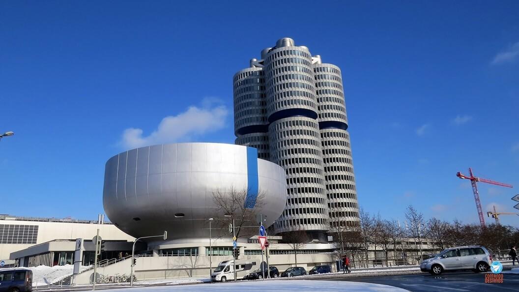 BMW Museu Munique