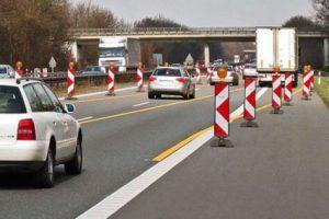 Dirigir na Autobahn sem limite de velocidade