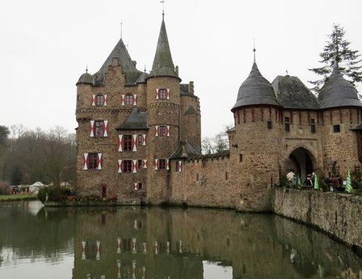 5 Castelos mais bonitos da Alemanha