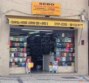 Melhores sebos de São Paulo