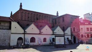 Tour judeu em Cracóvia