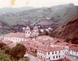 Ouro Preto em 1975