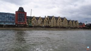 Passeio de barco pelo Rio Reno