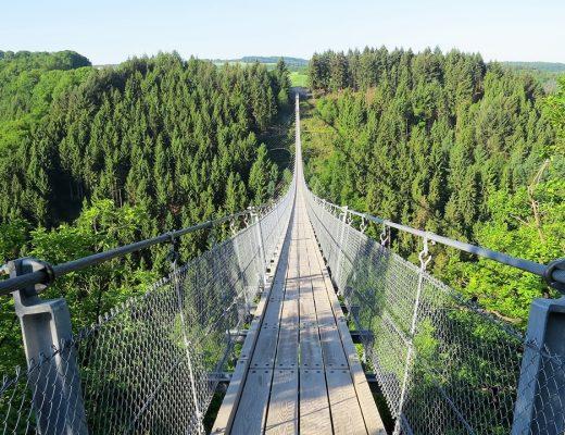 Ponte suspensa Geierlay Alemanha