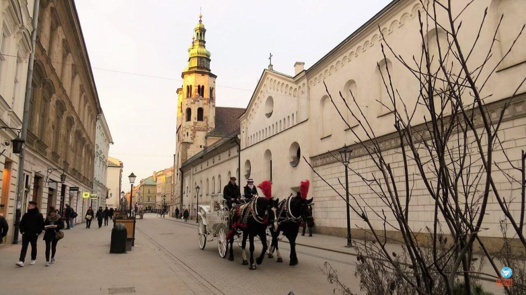 10 pontos turísticos Cracóvia
