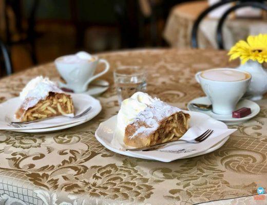 Cafés em Viena