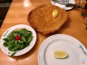 melhor schnitzel de Viena