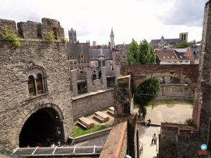 Roteiro de 1 dia em Gent