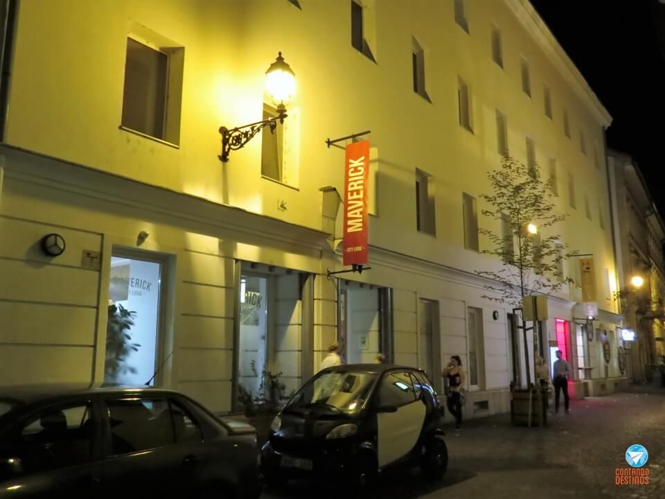 hostel in Budapest