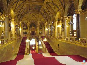 Parlamento Húngaro em Budapeste
