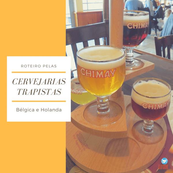 Tour cervejeiro na Bélgica e Holanda