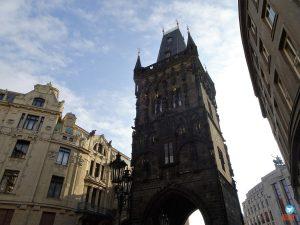 Torre da Polvora Praga