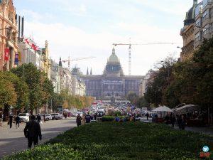 Praca Venceslau Praga