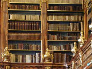 biblioteca do Monastério de Strahov