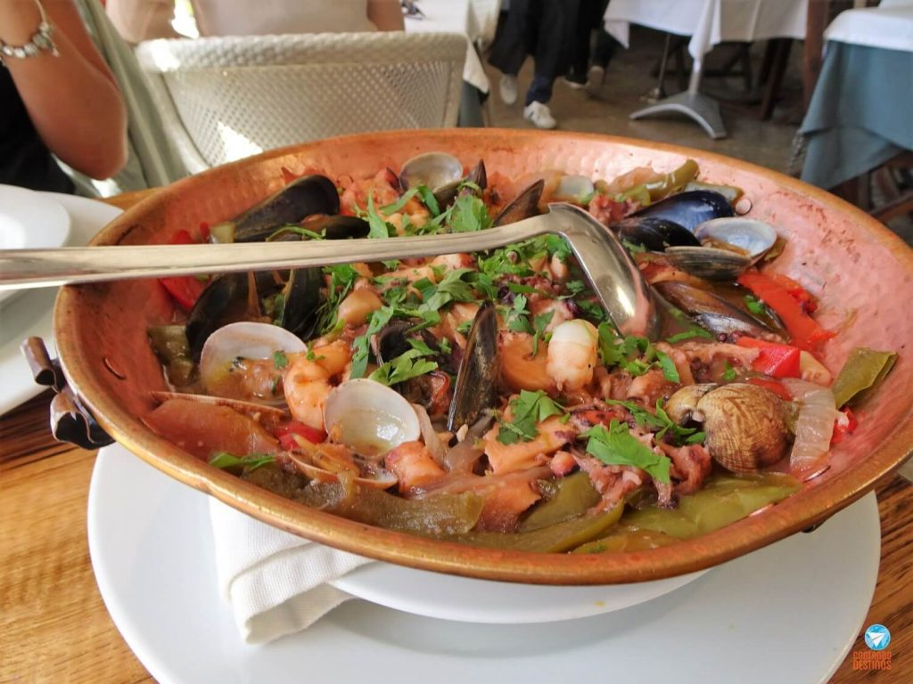 pratos para provar em Portugal