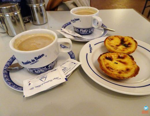 Pastéis de Belém Lisboa