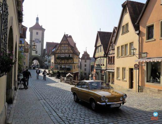 10 pontos turísticos mais populares da Alemanha