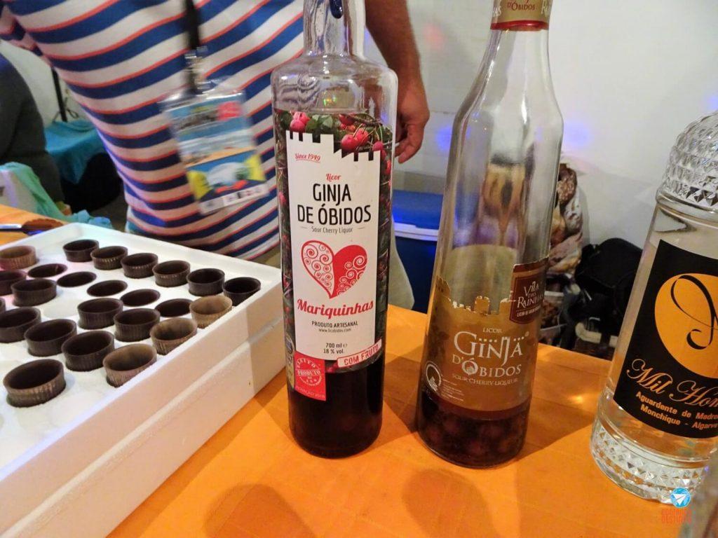Ginjinha Óbidos Portugal