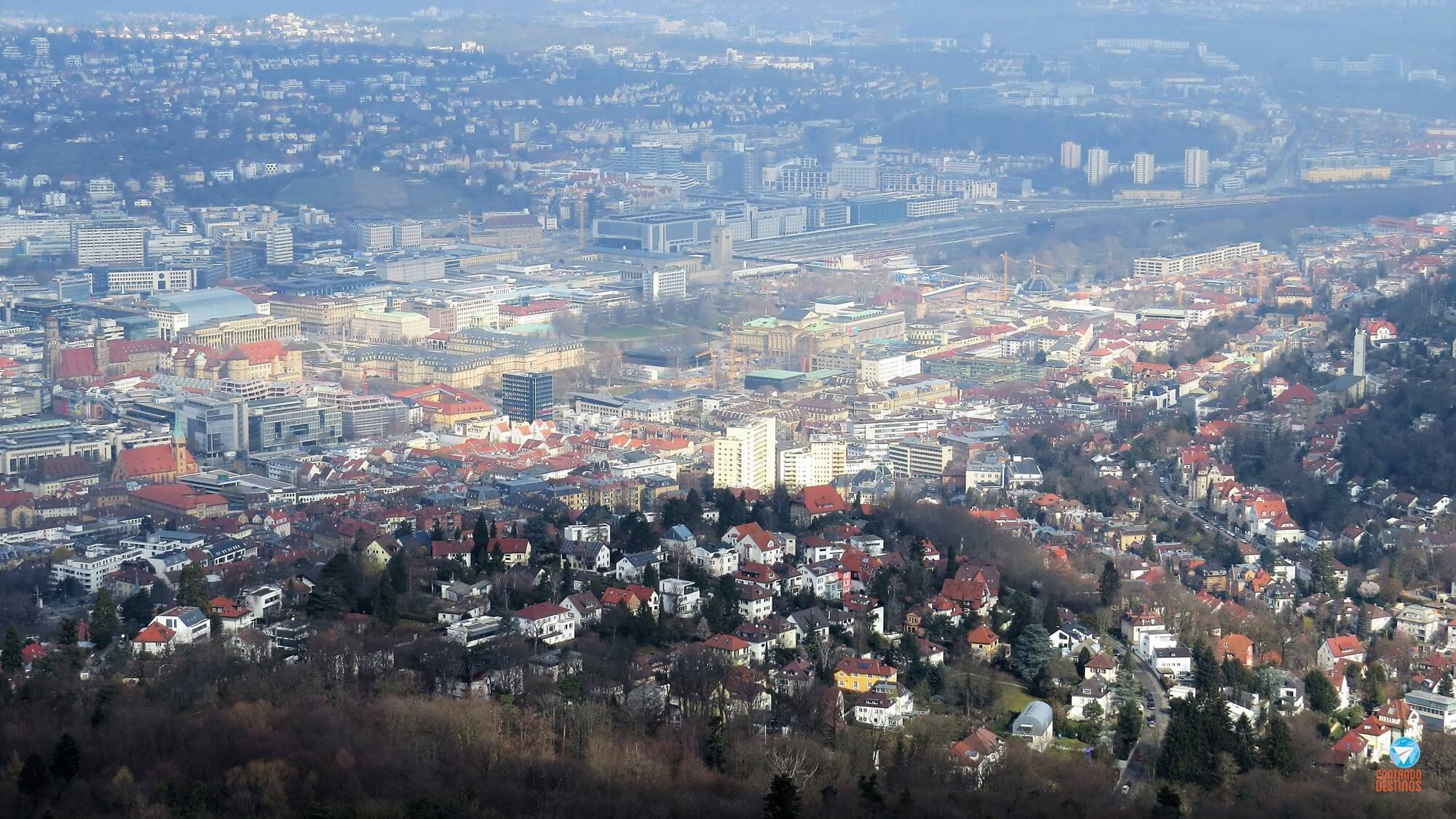 Torre de TV de Stuttgart