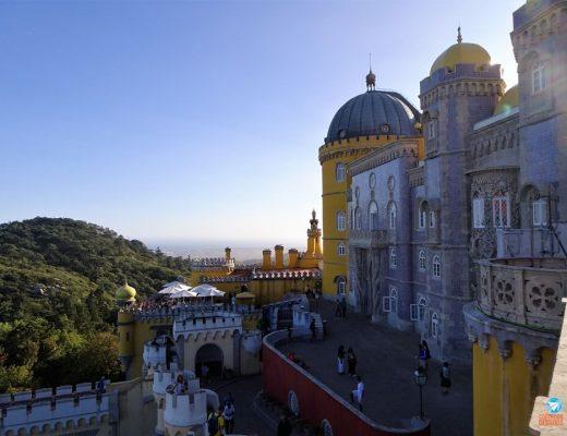 Palácio da Pena sem fila