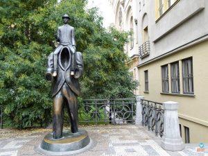 Franz Kafka Praga
