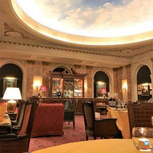 restaurante L'Estérel Bruxelas