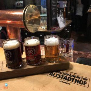 onde comer e beber em Nuremberg