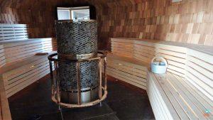 Sauna The Nest