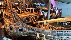 Navio Vasa Estocolmo