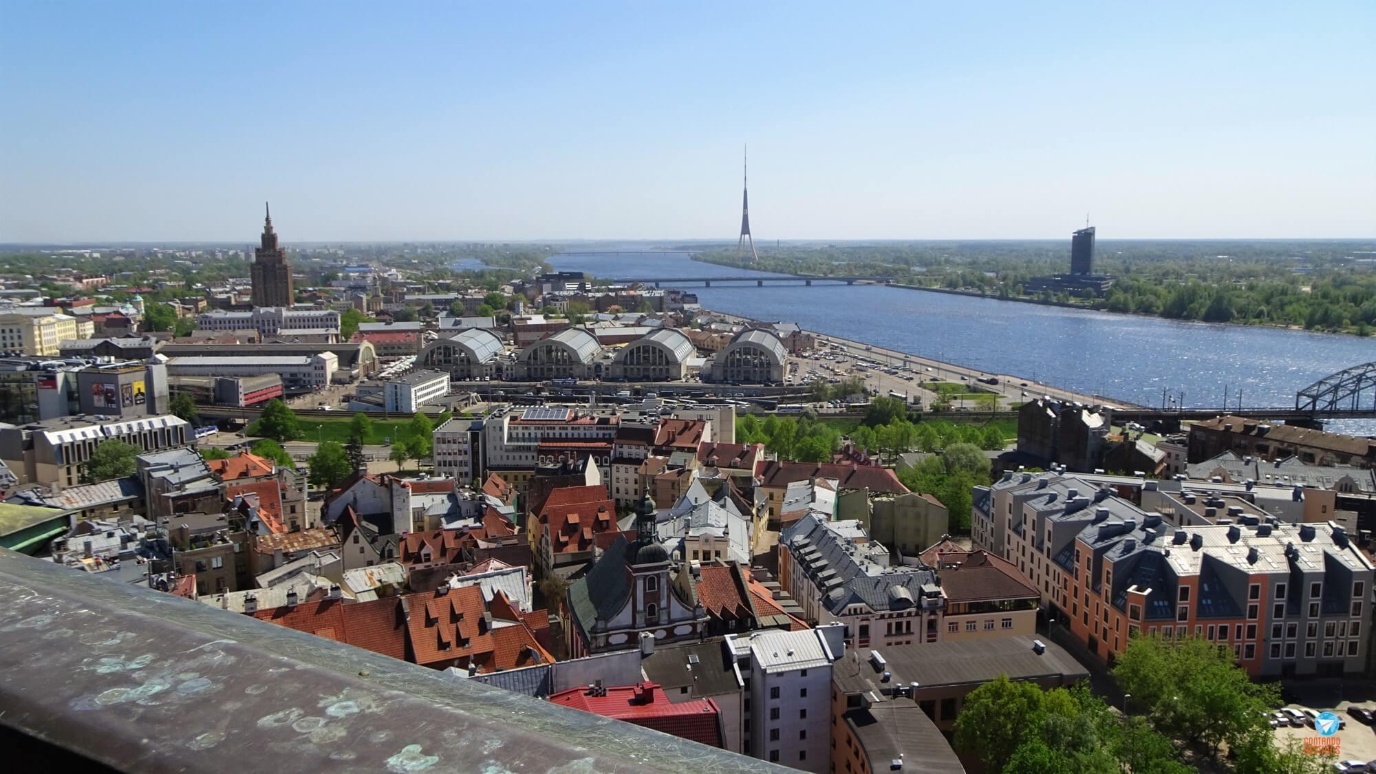 Roteiro pelos Países Bálticos - Riga