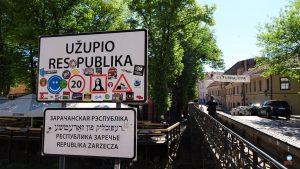 Uzupio Vilnius