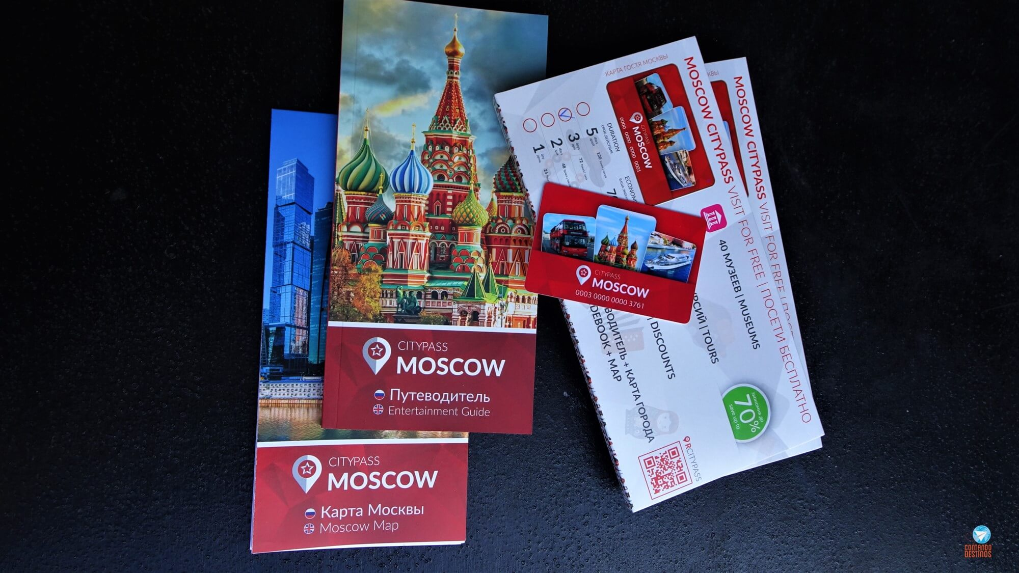 CityPass Moscow