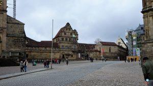 Praça da Catedral de Bamberg