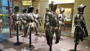 Museu Real das Forças Armadas em Bruxelas
