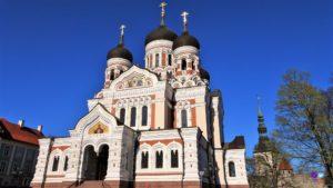 Catedral Ortodoxa Alexander Nevsky Tallinn